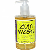Zum Wash, Natural Liquid Soap for Hands and Body, Lemongrass, 8 fl oz