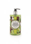 Coconut Lime Tropical Fruits Bath and Shower Gel