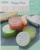 Life of The Party Happy Hour Sugar & Salt Scrub Kit