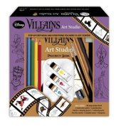 Disney Villains Art Studio