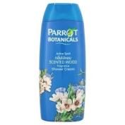 Parrot Botanicals Scented Wood Fragrance Shower Cream 220ml