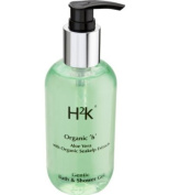 H2K Skincare Organic H Seakelp Bath and Shower Gel