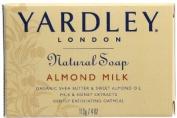 Yardley London Natural Soap, Almond Milk, 120ml