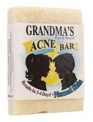 Grandmas Soaps Acne Control Bar Normal 120ml