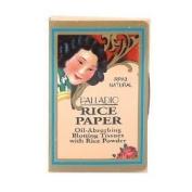 Palladio Rice Paper Blotting Tissues Warm Beige