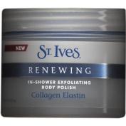 St. Ives In-Shower Exfoliating Body Polish, Collagen Elastin 240ml