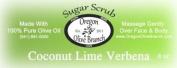 Coconut Lime Verbena Exfoliating Body Scrub 350ml Net Wt.