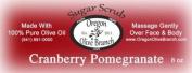 Cranberry Pomegranate Exfoliating Body Scrub 350ml Net Wt.