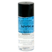 NYX Eye And Lip Makeup Remover, Clear/Blue, 80ml