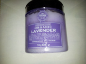 Organic Lavender Exfoliating Salt Scrub