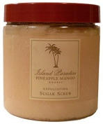 Asquith & Somerset Island Paradise Pineapple Mango Exotic Exfoliating Sugar Scrub 520ml