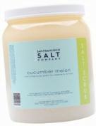 Cucumber Melon Salt Scrub