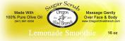 Lemonade Smoothie Exfoliating Body Scrub 1lb 240ml Net Wt.