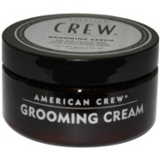American Crew Grooming Cream, 90ml Jars (Pack of 2) - Packaging May Vary