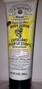 J.R. Watkins Sugar and Shea Body Scrub, Lemon Cream, 240ml