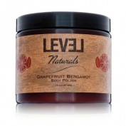 Level Naturals Grapefruit Bergamot Shea Butter Body Polish 470ml