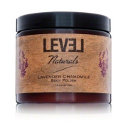 Level Naturals Lavender Chamomile Shea Butter Body Polish 470ml
