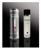 Titanium FOR MEN by Eclectic Collections - 100ml EDT Spray