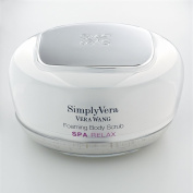 Simply Vera Vera Wang Spa Foaming Body Scrub 160ml