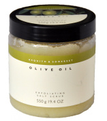 Asquith & Somerset Olive Oil Exfoliating Salt Scrub