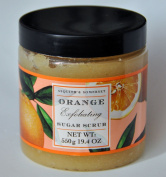 Asquith & Somerset Orange Exfoliating Sugar Scrub