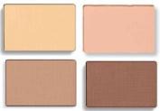 Mary Kay Mineral Eye Colour Shadow Bundle Set Sweet Cream Precious Pink Sienna Silky Caramel