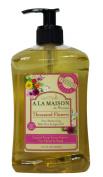 A La Maison Liquid Soap, Thousand Flowers, 16.9 Fluid Ounce