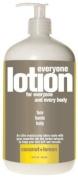 EO Everyone Lotion, Coconut and Lemon, 32 Fluid Ounce