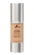 Sorme Cosmetics Mineral Illusion Foundation, Golden Light, 25ml