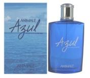 Animale Azul By Parlux Fragrances For Men. Eau De Toilette Spray 100ml