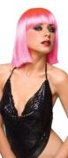 Pleasure Wigs Neon Style (CLEO) Hot Pink