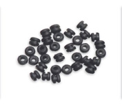 Tattoo Rubber Grommets 100/bag
