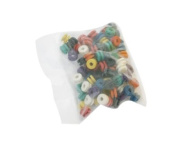 100pcs Tattoo Needle Pad, Full Grommet