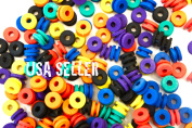 300 Colour Tattoo Gun Needle Machine Grommets A-bar Nipple Supply