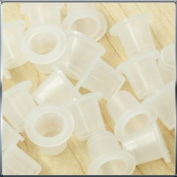 100 Pieces Small Tattoo Ink Caps Cups Supplies #9