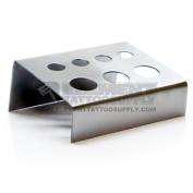 Small Aluminium Ink Cap Holder Element Tattoo Supply Kit
