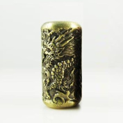 1 Dragons Empaistic Copper Tattoo Grip - Tattoo Machine Supply-
