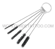 Tattoo Grip Tip Cleaning 5pcs Brush Set for your tattoo Equipment Supply