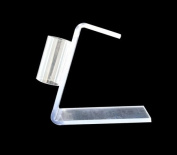 NEW! Acrylic Tattoo Machine/Gun/tube/Tip Holder STAND Supply 2.5cm grip or smaller