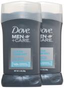 Dove Men + Care, Non-Irritant Deodorant, Clean Comfort, 90ml