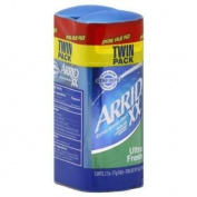Arrid XX Antiperspirant Deodorant, Solid Ultra Fresh, Twin Pack