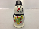 Snow Man Russian Nesting Doll