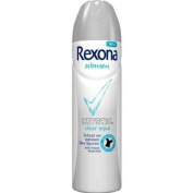 Rexona Crystal Clear Aqua Deo Spray 150ml spray