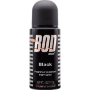 Bod Man Really Black 120ml Deodorant Spray
