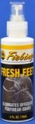 Fiebings Fresh Feet Footwear Deodorizer 120ml