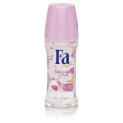 Fa 24 Hours Roll-On Deodorant Natural Pure Rose Flower - 50ml