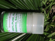100% Pure, All Natural, Mineral Salts Deodorant Stone, Green Virgin Products