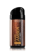 Bath and Body Works Signature Collection Dark Amber for Men Body Spray