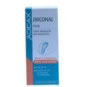 Addax Feet Deodorant Anti-Perspirant Cream Zirconal 50ml