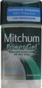 Mitchum Clear Gel Unscented 65 ml